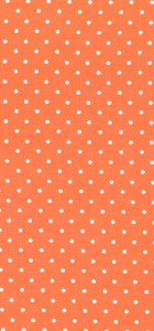 tissu pinhead orange michael miller 100% coton