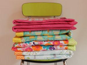 Tissus - couvertures - Antone et linette