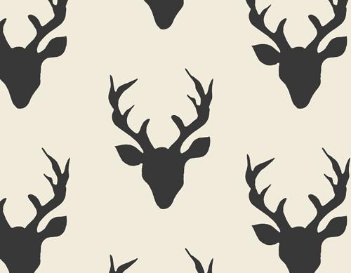 tissu Buck forest art gallery fabrics 100% coton