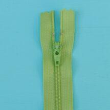 Fermeture à glissière YKK vert anis 35-40-50 cm