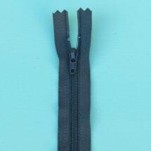 fermetures à glissière gris anthracite 45 cm