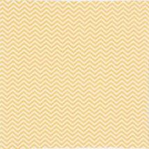 Tissu-Zigzag-moutarde-100%-coton