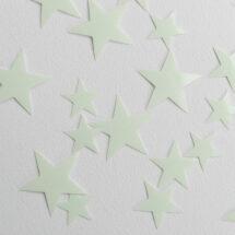 zoom étoiles flex phosphorecente