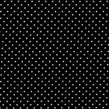 Tissu pinhead noir Michael Miller 100% coton