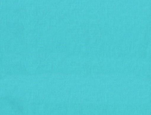 Tissu uni bleu turquoise Michael Miller 100% coton