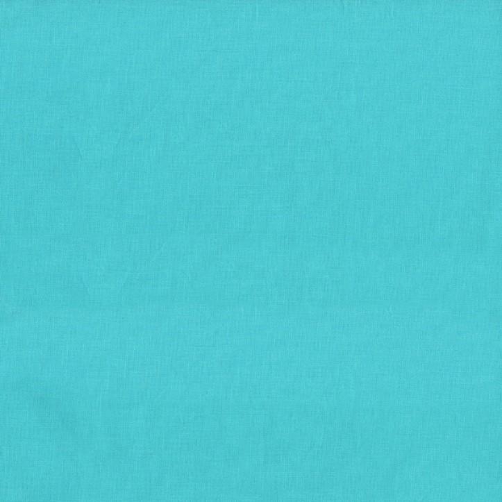 Tissu uni bleu turquoise michael miller 100 coton - Tissus bleu turquoise ...
