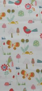 Tissu prairie Rico design 100% coton