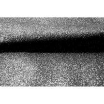 Tissu pailleté extra souple gris anthracite