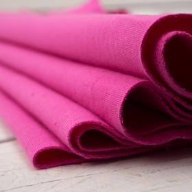 tissu sweat rose foncé