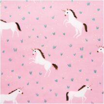 toile enduite licorne rico design
