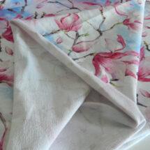 tissu sweat magnolia oeko tex