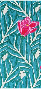 tissu mousseline magnolia rico design
