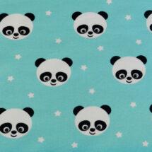 tissu sweat panda oeko tex
