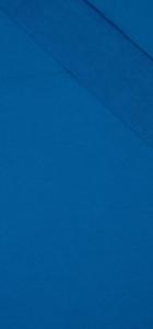 tissu sweat bleu roi oeko tex